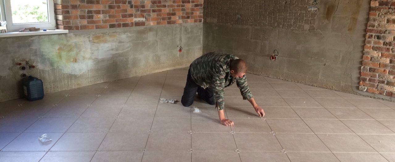 Укладка плитки в Минске